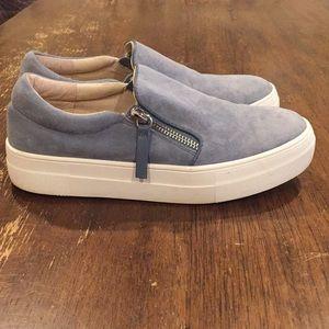 Blue Steve Madden shoes